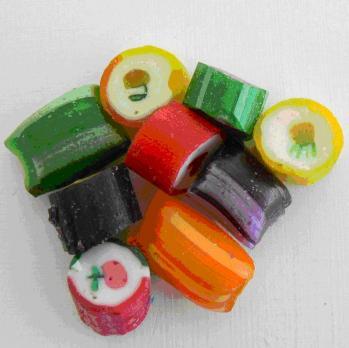 Tutti Frutti Mix