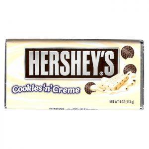 Hershey's Cookie'n'Creme Choc 113g